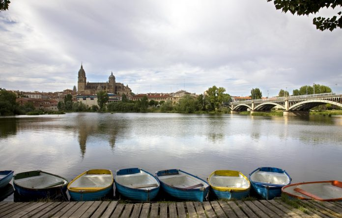 Fuente Imagen: Oficina de Turismo de Salamanca